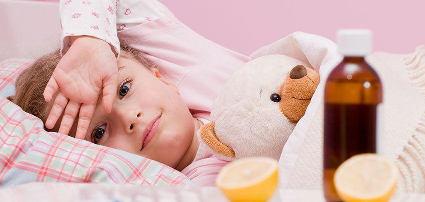 Азбука здоровья: почему при простуде нельзя давать апельсиновый сок?