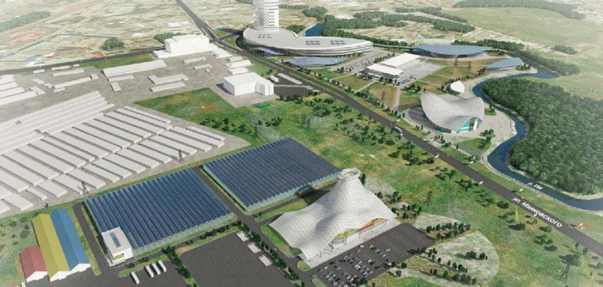 В Удмуртии хотят построить мусоросжигательный завод, аквапарк и экспоцентр за 16 млрд рублей