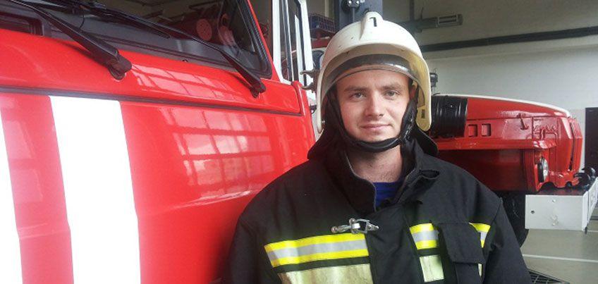 Когда хочешь быть пожарным: ижевчанин целый год устраивался на работу своей мечты