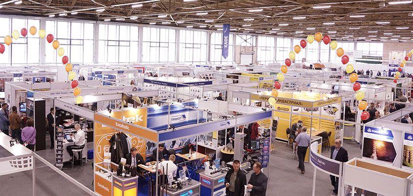 Современные технологические решения представили на промышленных выставках в Ижевске