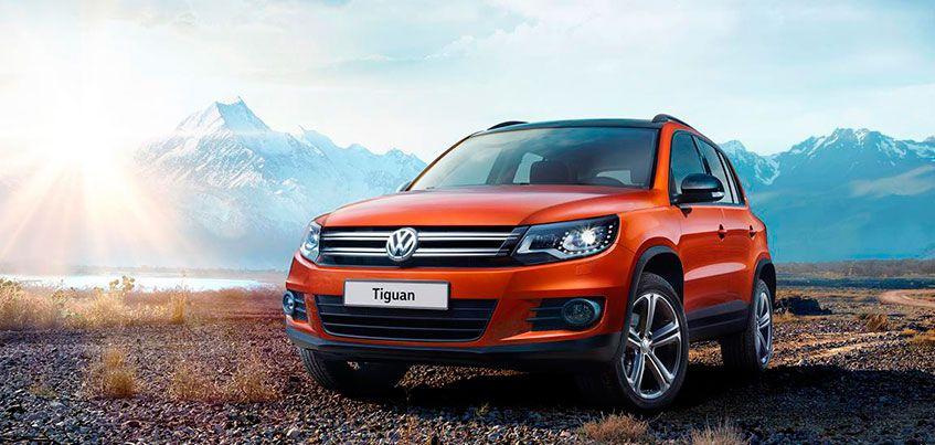 Новые цены на Volkswagen Tiguan в ИТС-Авто