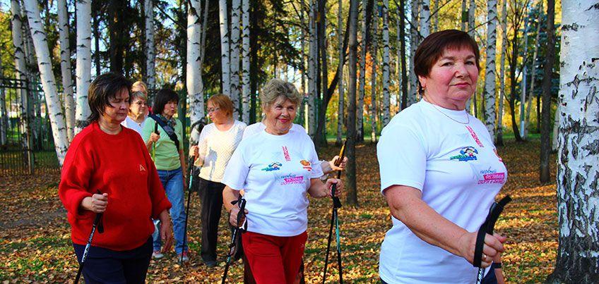Первый городской фестиваль скандинавской ходьбы пройдет в Ижевске с 12 по 18 сентября