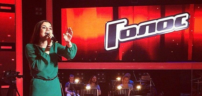 Дарья Мельникова, которая прошла на шоу «Голос», выбрала Агутина в качестве наставника