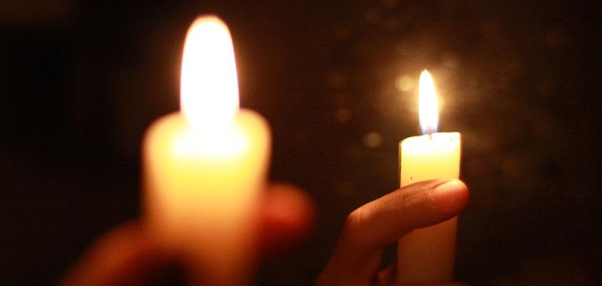 В Ижевске ночью несколько районов остались без электричества