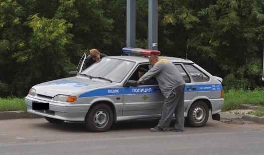 В Ижевске сотрудники ГИБДД ведут скрытое наблюдение за пешеходными переходами