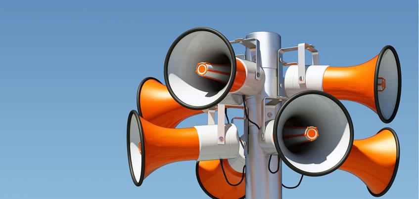 14 сентября в Ижевске включат электросирены и передадут текстовое сообщение