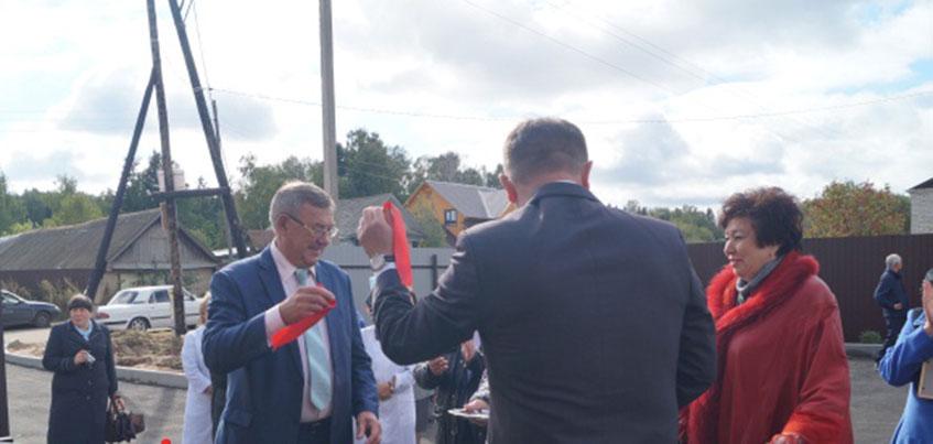 Новый фельдшерский пункт открылся в ижевском мкрн Старый Игерман