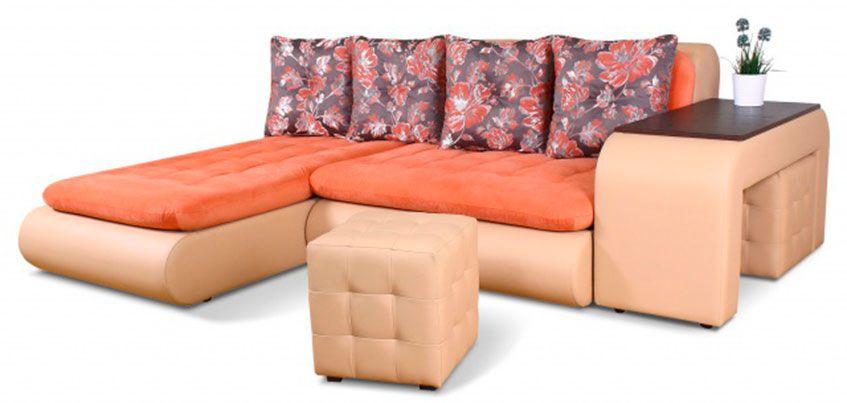 Мебельная фабрика DiArt выпустила новинку – модульный диван «Сенатор»