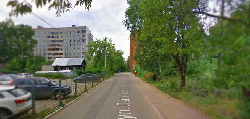 В Ижевске на две недели перекроют участок улицы Льва Толстого