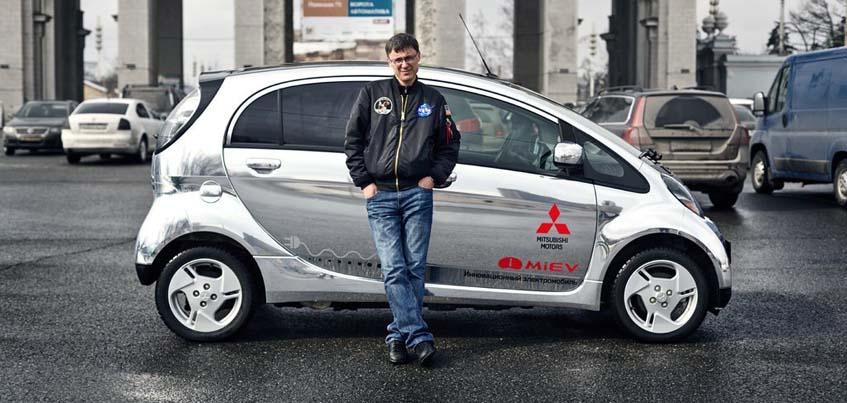 В Удмуртии на первое полугодие 2016 года зарегистрировано 2 электромобиля
