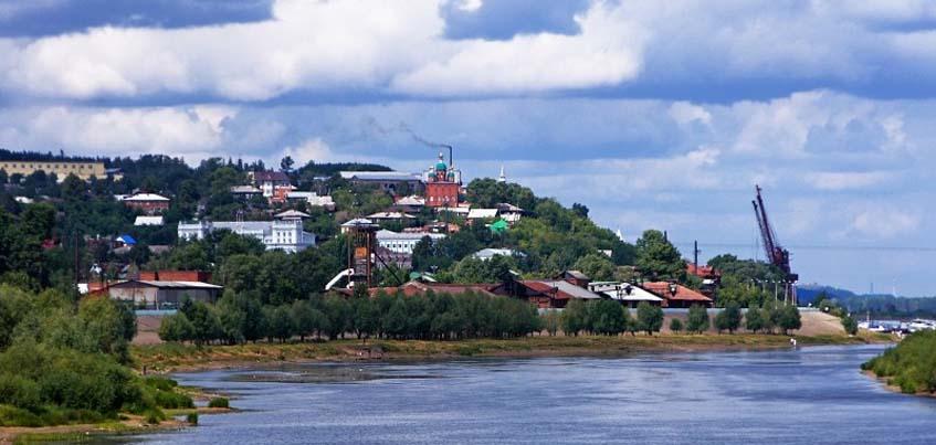 Сарапул стал одним из самых экологически чистых городов России