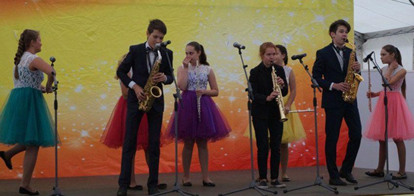 В Ижевске прошел День открытых дверей учреждений дополнительного образования Ижевска