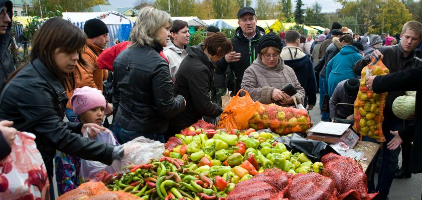 1 октября на «Восточном» рынке в Ижевске пройдет сельскохозяйственная ярмарка «Золотая осень-2016»