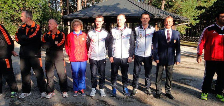 Стрелок из Удмуртии Андрей Коньков завоевал серебряную медаль на международном турнире CISM