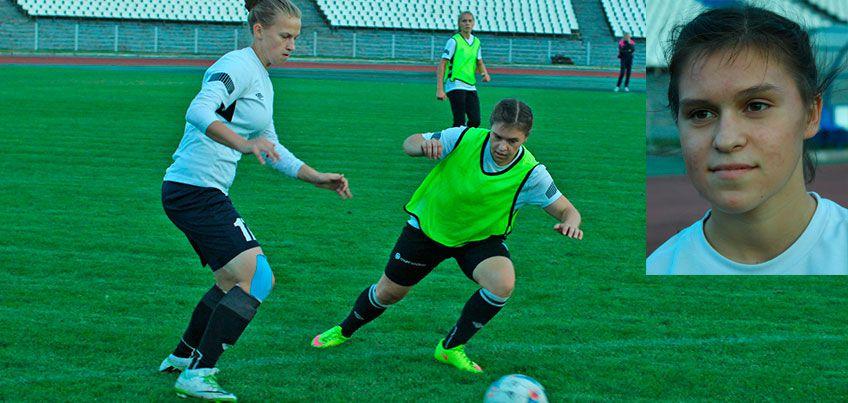 Футболистка из ижевского «Торпедо», вместо сборной России стала играть за наш клуб