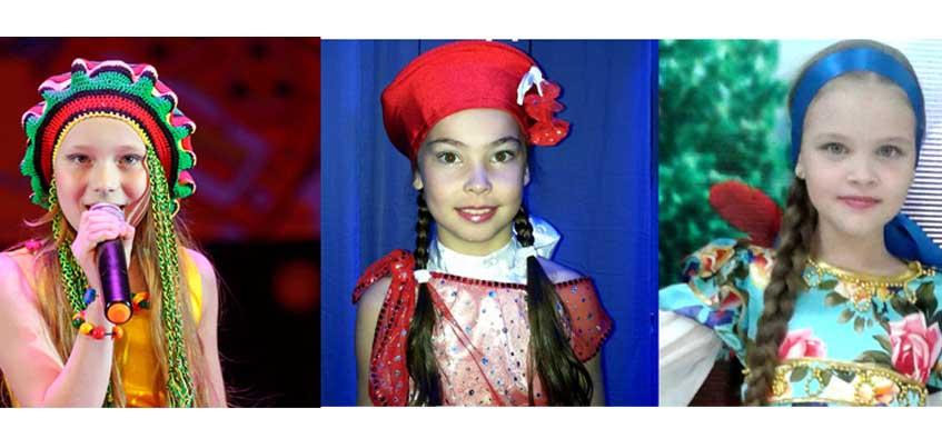 Три участницы ижевской детской студи «Дельфин» пойдут на кастинг проекта «Голос. Дети-4»