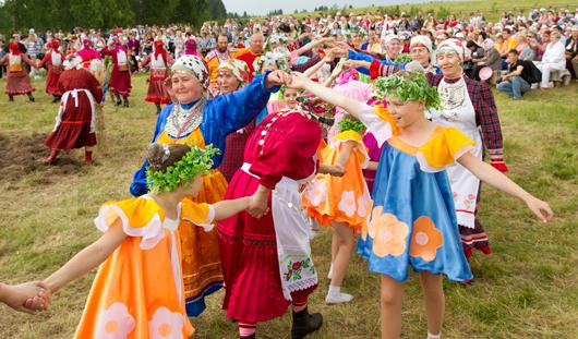 Гербер, Сабантуй, День Крещения Руси: на каких этнопраздниках отдохнуть ижевчанам