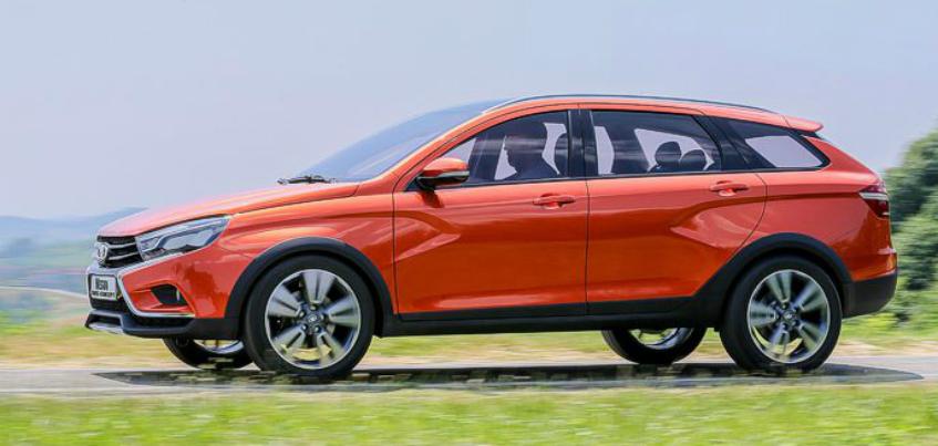 В Ижевске в 2017 году начнут выпускать две новых версии Lada Vesta
