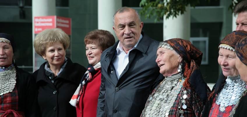 Глава Удмуртии прокомментировал результаты выборов