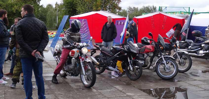 В Ижевске отметили день рождения мотоцикла «ИЖ»
