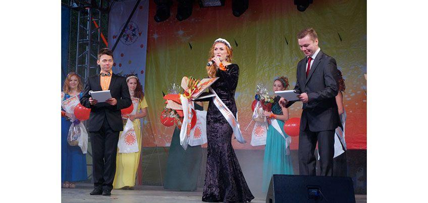 В Ижевске прошел финал конкурса «Рыжая красавица»