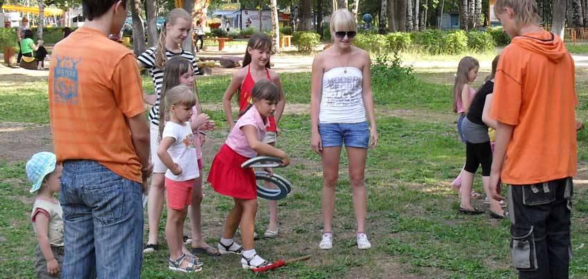 За лето в лагерях Удмуртии было травмировано 5 детей