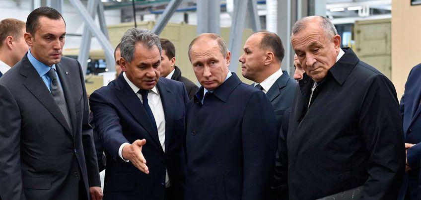 Что важного сказал и увидел в Ижевске Владимир Путин?