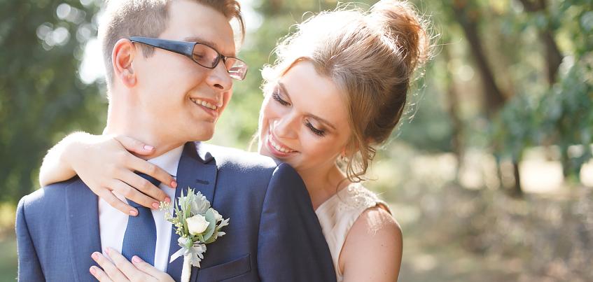 Ижевские молодожены: Устроилась на работу и встретила свою любовь