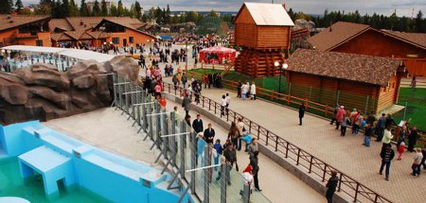 Пенсионеры смогут посетить зоопарк Удмуртии бесплатно