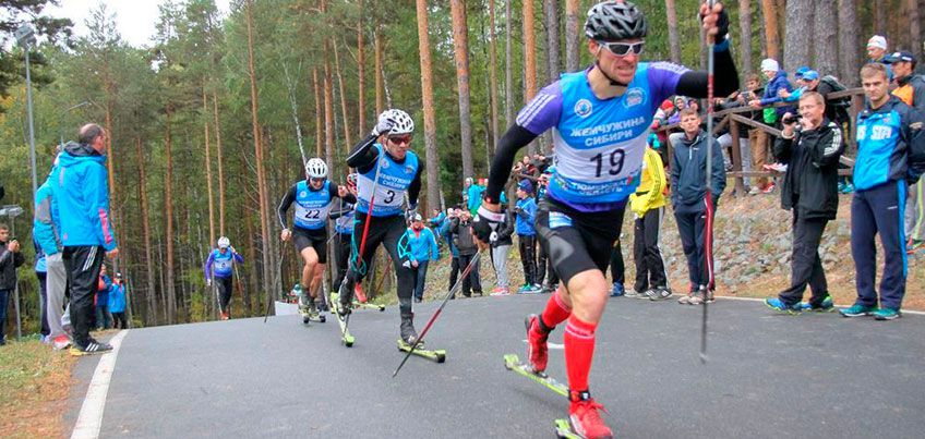 Лыжники из Удмуртии Максим Вылегжанин и Дмитрий Япаров участвуют во всероссийском турнире лыжников-гонщиков