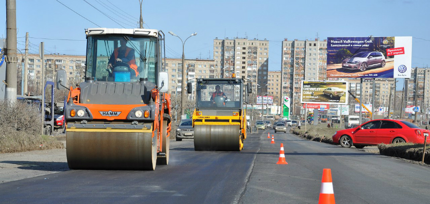 Более 100 дорог Ижевска нуждаются в капитальном ремонте
