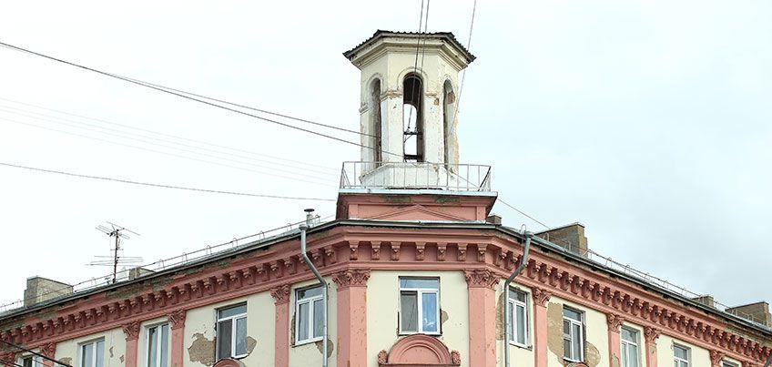 Прогулки по Ижевску: башни и башенки нашего города
