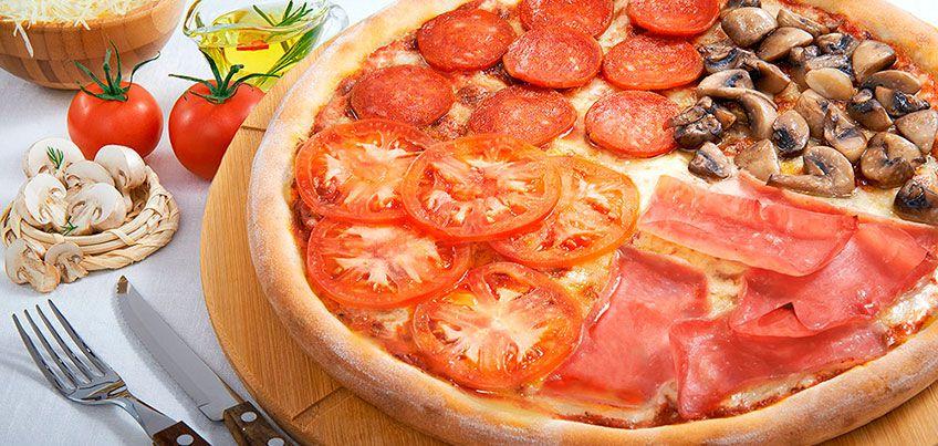 Da-eda.ru рекомендует провести выходные по-итальянски: аппетитные пиццы, которые придутся по вкусу любой компании