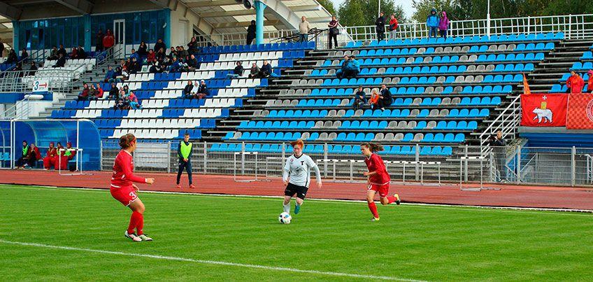 В Ижевске пройдёт финал Кубка России по женскому футболу