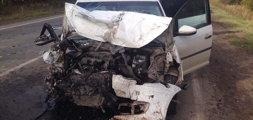 В Удмуртии в ДТП погибло несколько человек