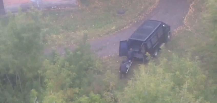 В городке Металлургов в Ижевске возле туберкулезной больницы нашли тело мужчины