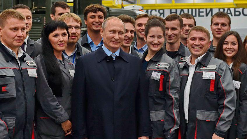 Приезд Владимира Путина и скандальные фото участницы «Дома-2»: чем запомнится ижевчанам эта неделя