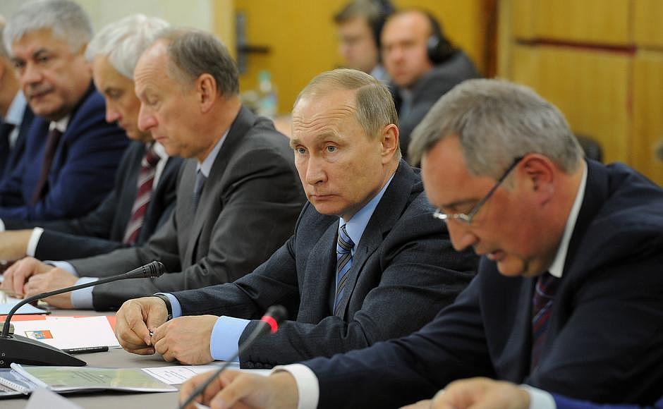 Выборы Удмуртии и визит Владимира Путина