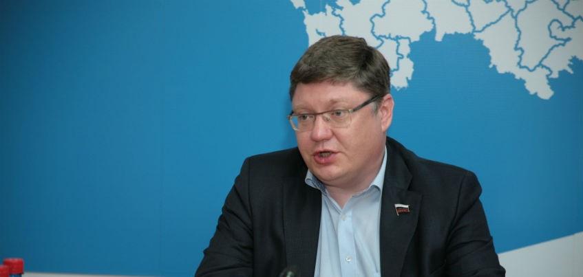 Избранный от Удмуртии Андрей Исаев стал замруководителя фракции в Госдуме