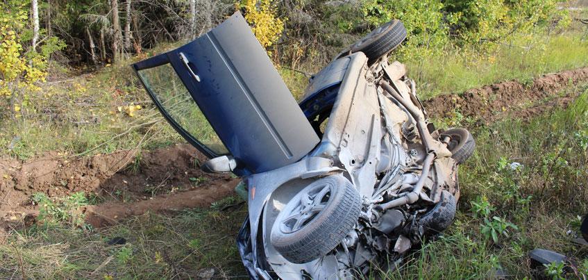В ДТП на Нылгинском тракте погиб 21-летний молодой человек