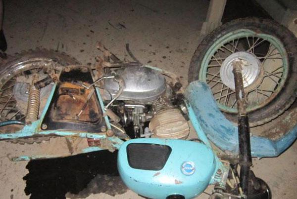 В Удмуртии 2 подростка попали в ДТП  на мотоциклах