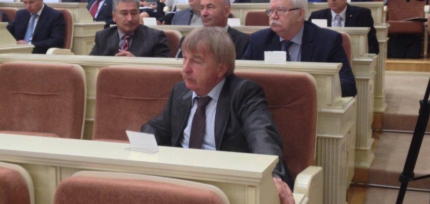 Валерий Бузилов сложил свой мандат депутата Госсовета Удмуртии