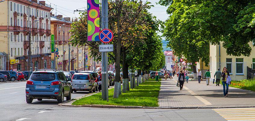 Есть вопрос: Для чего нужна полоса брусчатки, отделяющая газон от проезжей части на ул. Пушкинской?