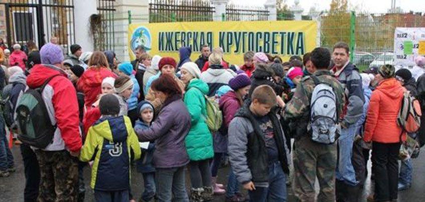 Около 18000 человек будут участвовать в «Кругосветке Удмуртии»