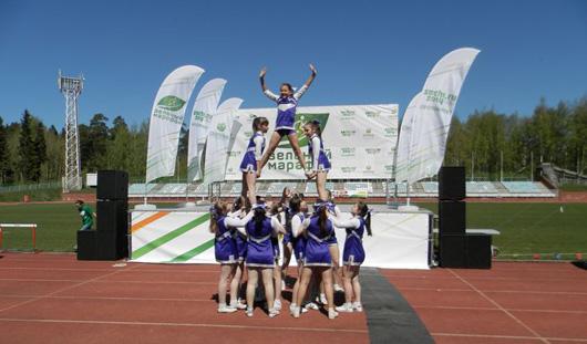 Сбербанк приглашает жителей Ижевска на «Зеленый марафон»