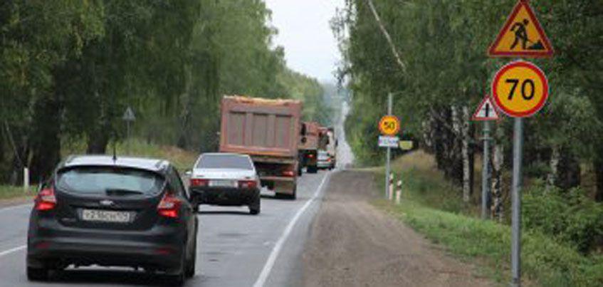Дорогу между Ижевском и Сарапулом расширят