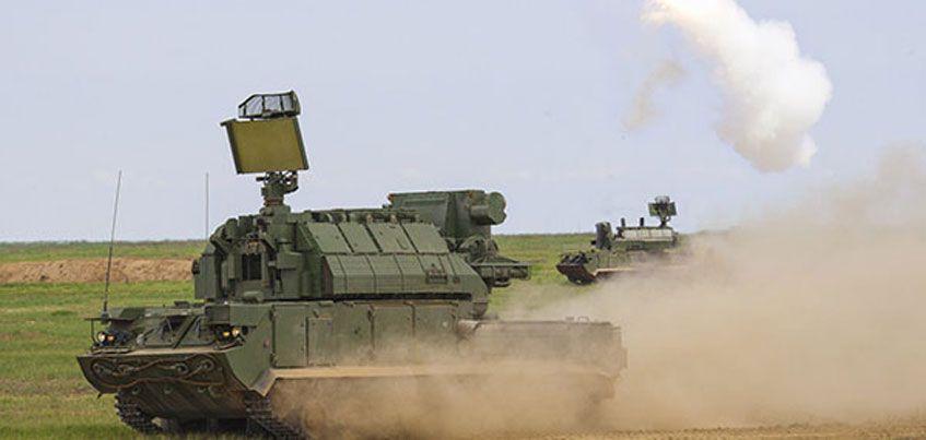 Зенитный ракетный комплекс «Тор-М2У» раньше срока поступил на военное вооружение