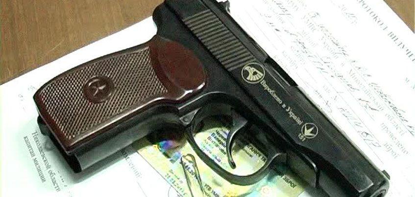 В Удмуртии за 2016 год совершили 182 преступления, связанных с незаконным оборотом оружия