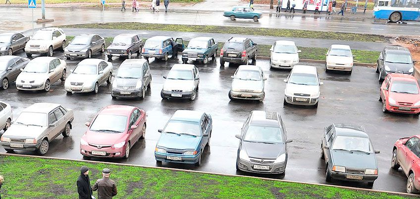 Участки под автостоянки и жилые дома ижевчане могут приобрести на торгах