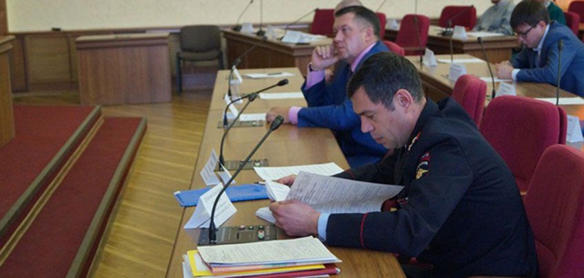В Ижевске состоялся Консультационный совет по межнациональным и межконфессиональным отношениям